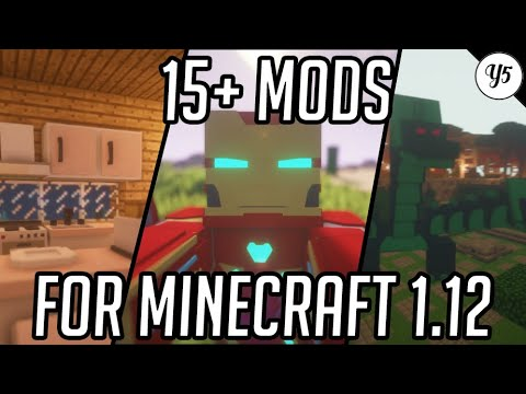 Another Top 15 Minecraft Mods for 1.12.2! [2019]