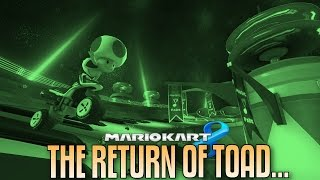 "Mario Kart 8 LIVE ONLINE Multiplayer Gameplay - ""THE RETURN OF TOAD"" (MK8 ONLINE GAMEPLAY)"