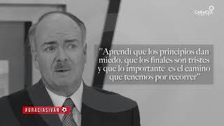 El adiós de Iván Mejía: