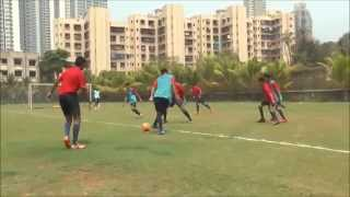 Fcbescola, the official school of fc barcelona, returned to mumbai for a 5 day camp during 29thmarch- 2nd april 2015. was held at oberoi internation...