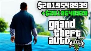 Money Glitch for GTA 5 Offline