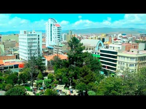 Ciudad de Oruro - Bolivia 2017