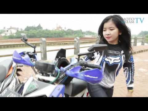 Modifikasi Yamaha X-Ride Full Adventure