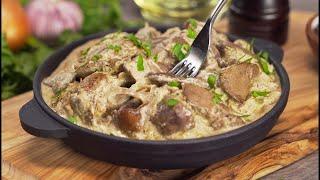 постер к видео Как приготовить печень и вкусные блюда из печени. Самый вкусный рецепт и ПП Рецепты для похудения.