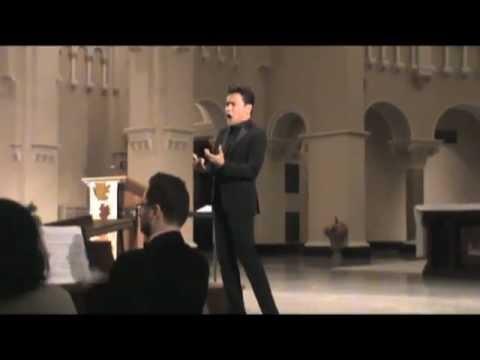 """Leoncavallo - """"Vesti la Giubba,"""" from Pagliacci"""