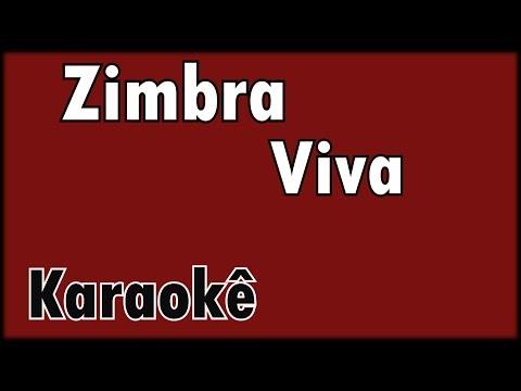 Zimbra - Viva KARAOKÊ Violão