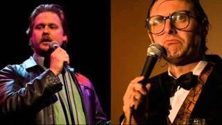 Tim Heidecker and Neil Hamburger At Comedy Death Ray (Русские субтитры)