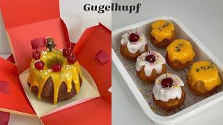 선물하기 좋은 촉촉한 구겔호프 만들기(쇼콜라,레몬) g…