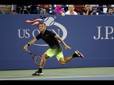 Daniel Evans vs. Lucas Pouille | US Open 2019 R2 Highlights