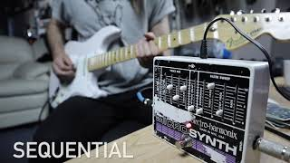 EHX Microsynth - My Favourite Tones