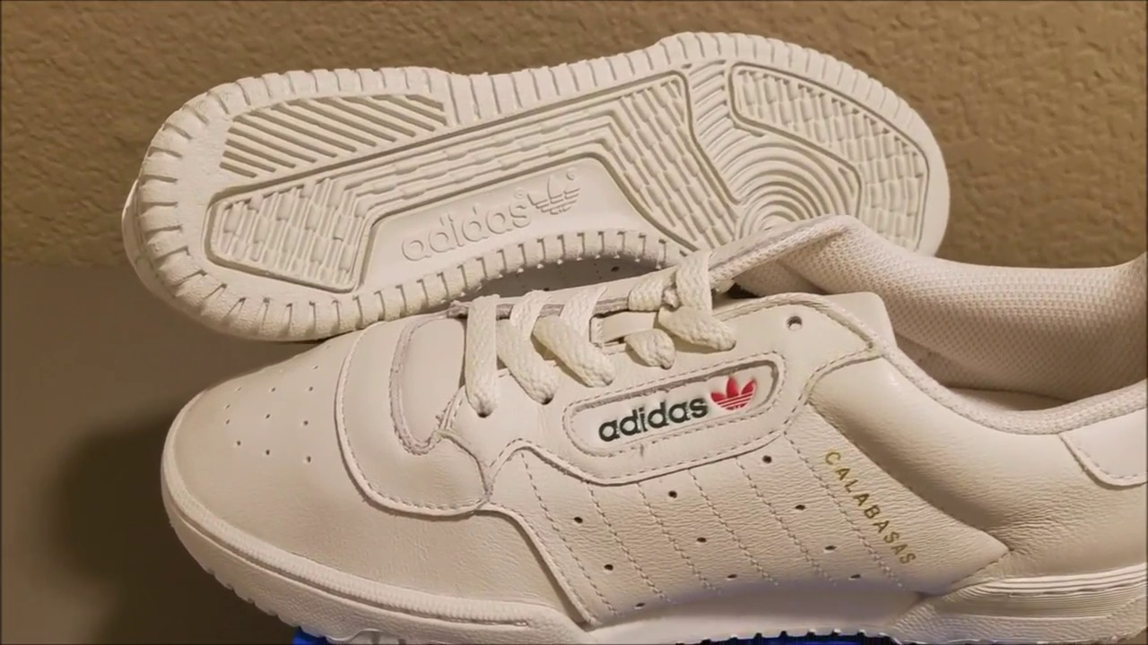 Detailed Review - Yeezy Powerphase Calabasas! - YouTube 75dd8b60c