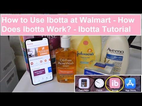 How to Use Ibotta at Walmart - How Does Ibotta Work? - 2019 Ibotta Referral  Code ZYQKFG