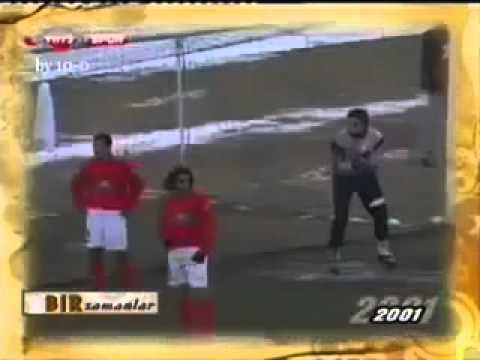 Erzurumspor 1 - Galatasaray 0  /  27 Kasım 2001