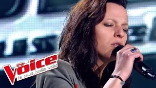 The Pretenders - I'll Stand by You | Aude Henneville | The Voice France 2012 | Blind Audition