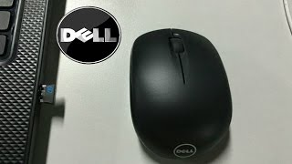 Unboxing and Review of Dell Wireless Mouse WM 126