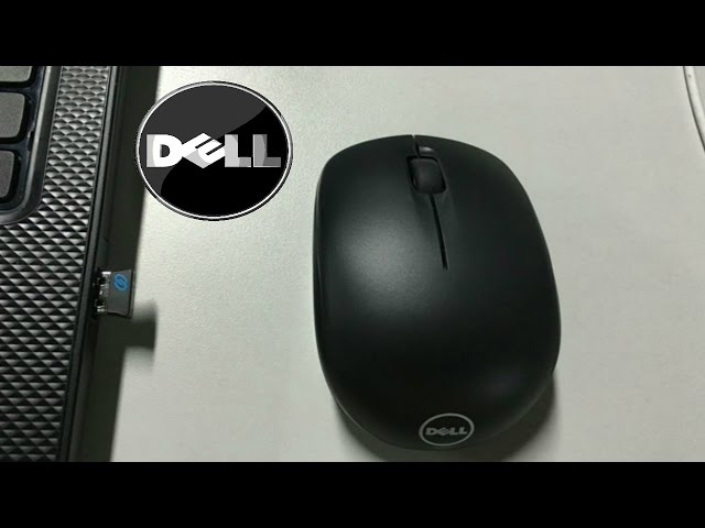 c6dfd2c2190 Unboxing and Review of Dell Wireless Mouse WM 126 - YouTube