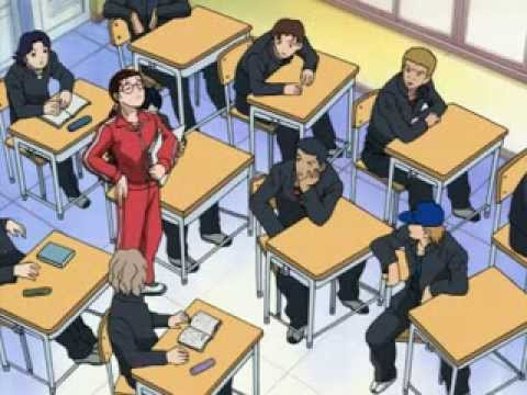 Gokusen | Гокусэн - 03 серия (ОЗВ Animegroup)