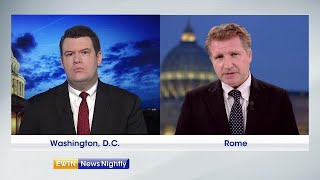 "Ousted Vatican auditor speaks with ""Financial Times"" - EWTN News Nightly"