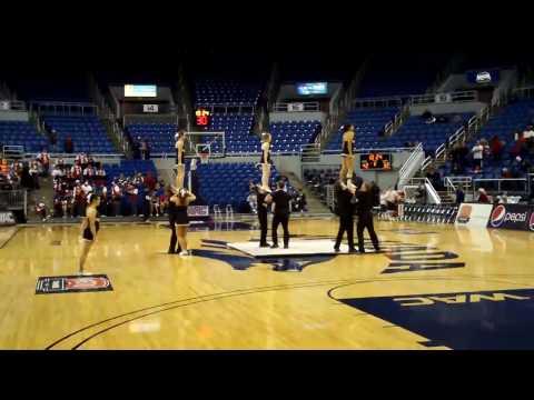 2010 University of Idaho Cheer Squad