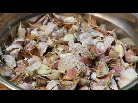 절대 '마늘 껍질'을 막 버리면 안되는 이유