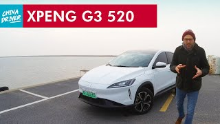 XPENG G3 520km EV Review - my own car! - CHINA DRIVER