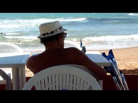 Punta Secca spiaggia