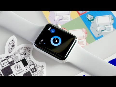 Does apple watch series 3 gps work without cellular