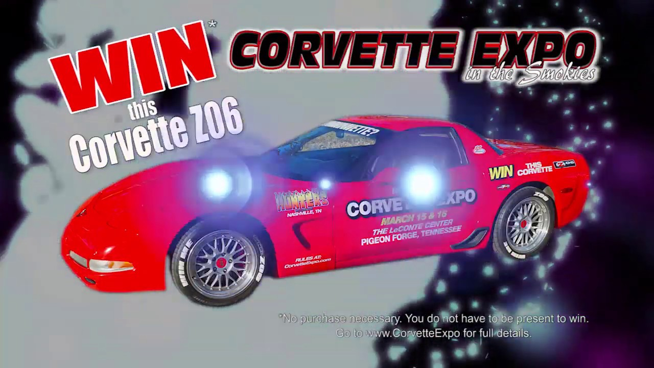 Corvette Expo | Spring Show - March 15-16, 2019