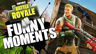The Most Funniest Moments in Fortnite Battle Royale
