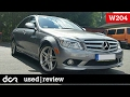 Buying a used Mercedes C-class W204 - 2007-2014, Common Issues, Engine types, SK tit./Magyar felirat