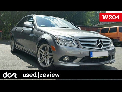 Buying a used Mercedes C-class W204 - 2007-2014, Common Issues, Engine  types, SK tit /Magyar felirat