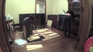 Ikea Hemnes Dresser Assembled In 60 Seconds
