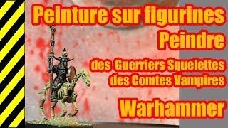 TUTO - Peinture sur figurines - Guerriers Squelettes - Warhammer(, 2014-04-05T07:23:56.000Z)