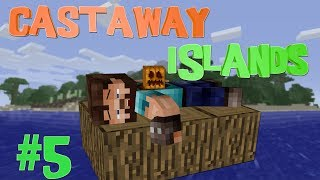 Minecraft: Castaway Islands Episode 5 - A Hotel Surprise!
