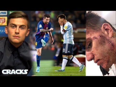 ¿POR QUÉ MESSI no juega igual en ARGENTINA y en el BARÇA? DYBALA lo EXPLICA   Así quedó EDERSON