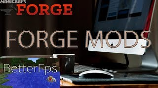 How To Install Forge + Forge Mods For All Minecraft Versions! Mac OS X