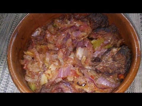 طاجن اللحمه بالبصل 🍲الخطيير طعم وريحه ولا ارووع