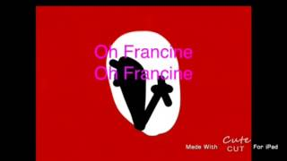 The national anthem of the people republic of Francena
