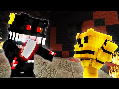 Minecraft School - FIVE NIGHTS AT FREDDYS - KNIFE FIGHT! - Night 13