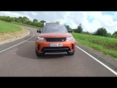 The Practical Caravan Land Rover Discovery 5 review