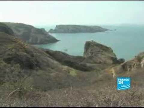 Sark Island, the last feudal state