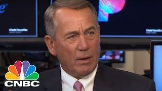 Former Speaker John Boehner On Legalizing Marijuana | CNBC