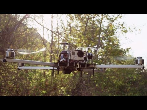 Turbo Ace Matrix Quadcopter with 48mins flight time - Step up from DJI Inspire 1 & Align M480