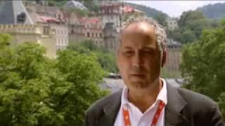 Artan Minarolli Alive! interview Karlovy Vary