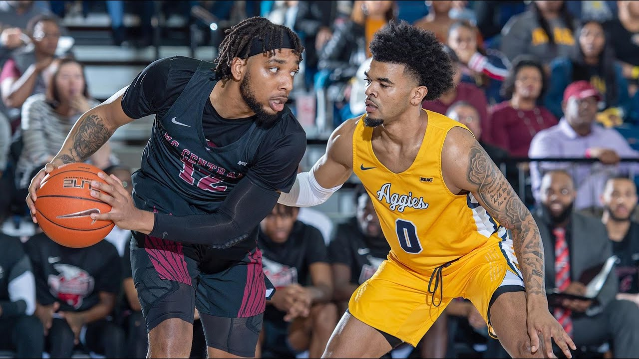 2021 MEAC Basketball Favorite: NCCU or NCAT?