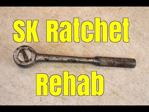 Ratchet Rehab 1: how to service, rebuild or repair SK ratchets