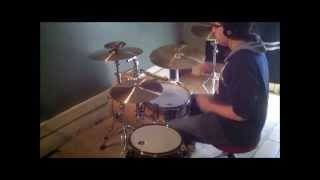 All Sing Along By Audio Bullys DRUM COVER