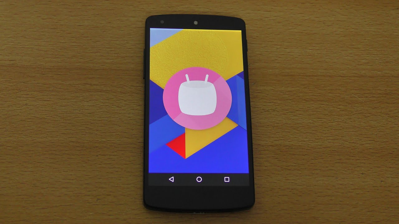 Nexus 5 Android 6.0.1 Marshmallow Review (4K)