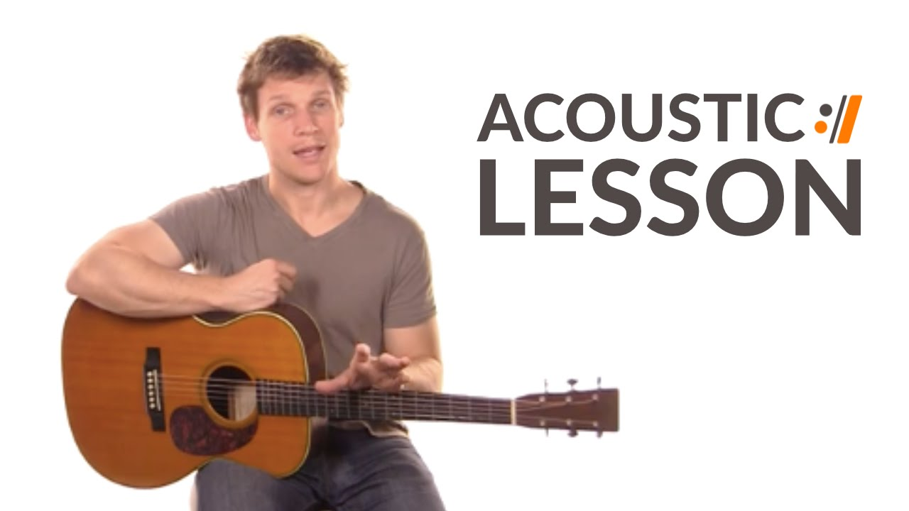 He Shall Reign Forevermore Chris Tomlin Acoustic Guitar Lesson
