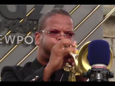 Terence Blanchard - Footprints - 8/9/2003 - Newport Jazz Festival (Official)